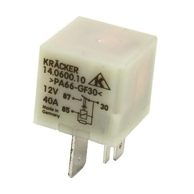 Topran 107262015 Electrical Car Automotive Relay Replacement Spare Part