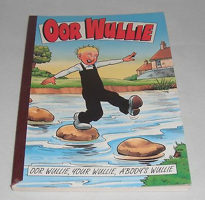 OOR WULLIE ANNUAL 1996 - Retro Comic Annual - Excellent Condition