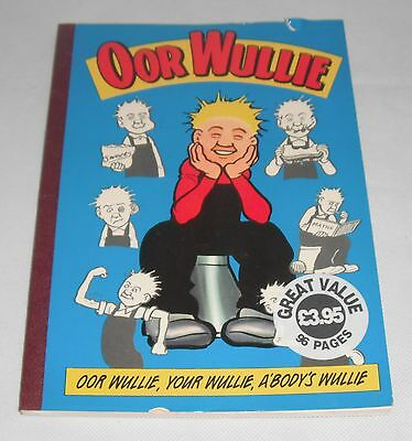 Oor Wullie Annual 1994 - The Broons