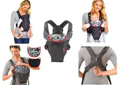 Baby Carrier Front Strap Kangaroo Baby Holder Sling For Traveling Moms, One Size