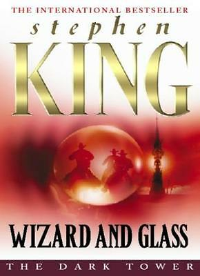 The Dark Tower: Wizard and Glass v.4: Wizard and Glass Vol 4 By Stephen King