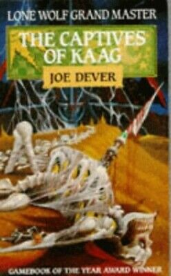 The Captives of Kaag (Lone Wolf Adventures), Dever, Joe Paperback Book The Cheap