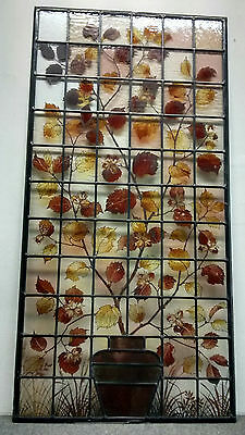 Victorian Stained Glass Window - Fully Restored
