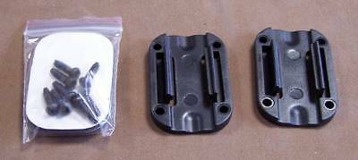 Holder for micro accordion JTS CX516, pair pad fixing adhesive
