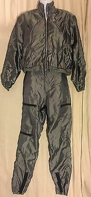 "Parachute Pants & Windbreaker YU-No 80s Vtg 26"" Waist New Wave, Rock"