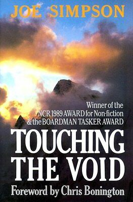 Touching the Void. Signed copy