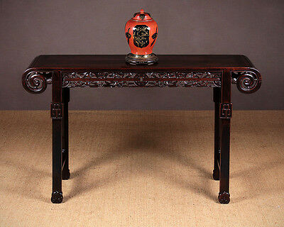 Antique Exceptional Chinese Altar Table c.1880.