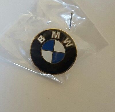 Bmw Car Automobile  Lapel Hat Pin Badge