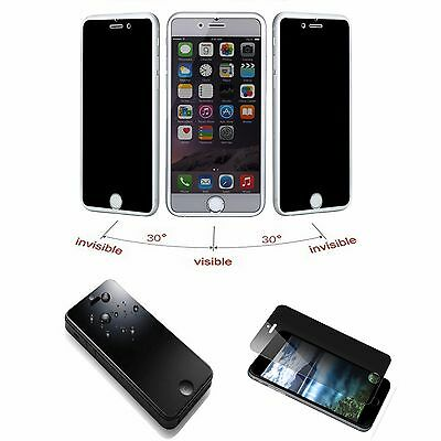 Anti Spy Privacy Tempered Glass Screen Protector For iPhone 5G/6G/7G/7PLUS