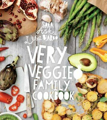 Very Veggie Family Cookbook: Delicious, Easy and Practical Veg... by Lisa Bjarbo