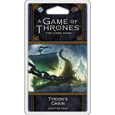 A Game of Thrones LCG  - Tyrions Chain Expansion