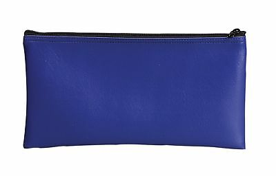 PM Company SecurIT Bank Deposit/Utility Zip per Bag 11 x 6 Inches Blue (0... New