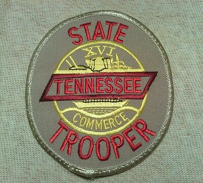 TN Tennessee State Trooper Patch