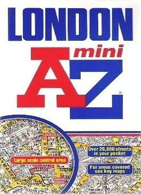 A-Z London Mini Atlas (Street Atlas)