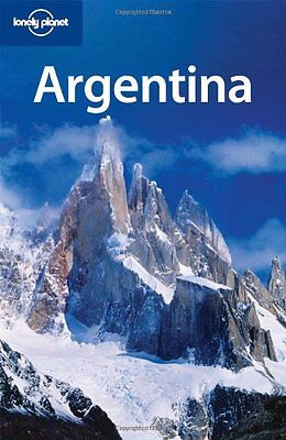 Argentina (Lonely Planet Country Guides) By Sandra Bao