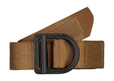 5.11 Tactical Trainer 1 1/2-Inch Belt Coyote Brown Large