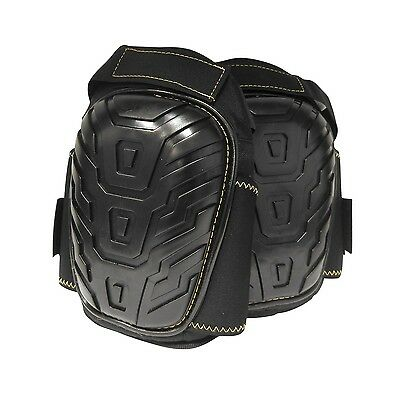 SAS Safety 7105 Deluxe Gel Knee Pads New