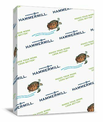 Hammermill Paper Colors Gray 20lb. 11 x 17 Ledger 500 Sheets / 1 Ream (10... New