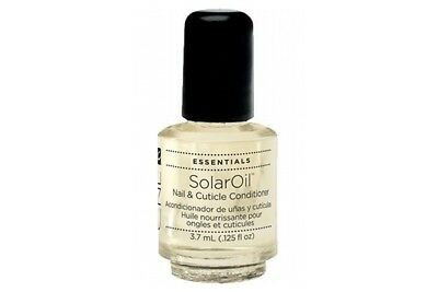 CND SOLAR OIL Nail & Cuticle Conditioner 3.7ml PICK QUANTITY+ FREE SHIPPING