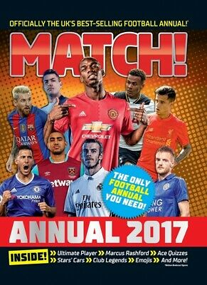 4440265d8a5 Match Annual 2017 by MATCH (Hardback)