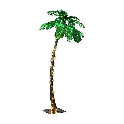 Lightshare Lighted Palm Tree Small 5-Feet