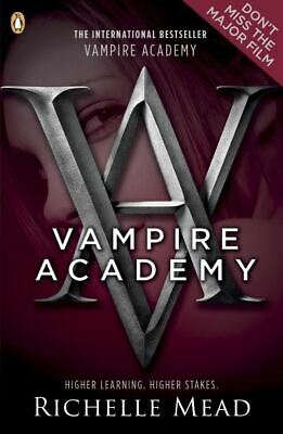 Vampire academy by Richelle Mead (Paperback)