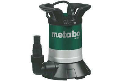 Metabo Clear Water Submersible Pump Tp 6600 0250660000 Without Float Switch
