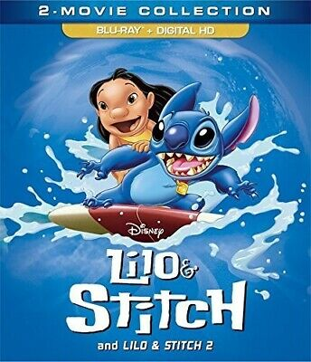 Lilo And Stitch: 2-movie Collection [New Blu-ray] Ac-3/Dolby Digital, Digitall