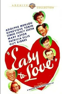 Easy to Love [New DVD] Manufactured On Demand, Full Frame