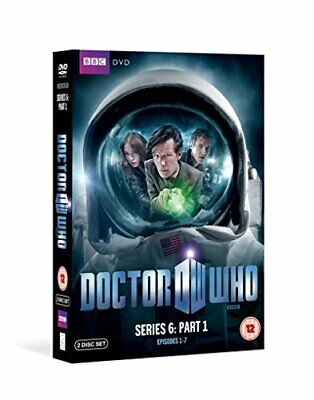 Doctor Who  Series 6 - Part 1 [DVD] - DVD  7QVG The Cheap Fast Free Post
