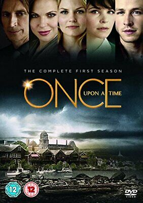 Once Upon a Time - Season 1 [DVD] - DVD  X0VG The Cheap Fast Free Post