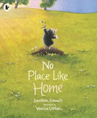 No Place Like Home by Jonathan Emmett 9781406373110 (Paperback, 2017)