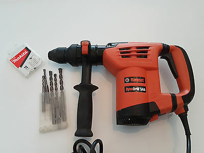 Ramset Dynadrill 544, with new drill bits RRP $749 - Great condition