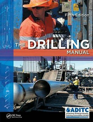 The Drilling Manual, Fifth Edition Copertina rigida