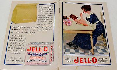 1920's Jell-O Recipe Booklet