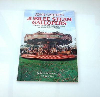STEAM GALLOPERS  - John Carters Souvenir Book