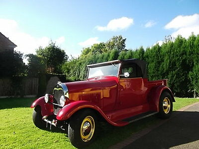 1929, Ford Model A Convertible Pick Up, 302 cu inch V8 Hotrod 5.0 litre