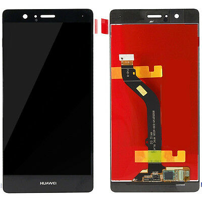 """Replacement LCD Display Screen Touch Digitizer For Huawei P9 Lite Black 5.2"""""""