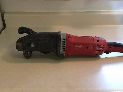 Milwaukee Hawg Drill Saw Hole Drilling Electric Auxiliary Handle Blades