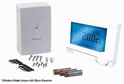 Baxi iSense Wireless Programmable Room Thermostat & iBase Receiver Unit S101795