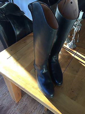 Leather riding Boots Size 9