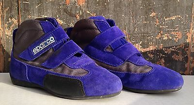 Sparco go kart shoes size 13 euro 32