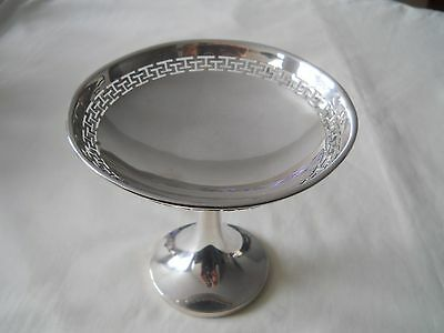925 Sterling Pedestal Bon Bon Dishes