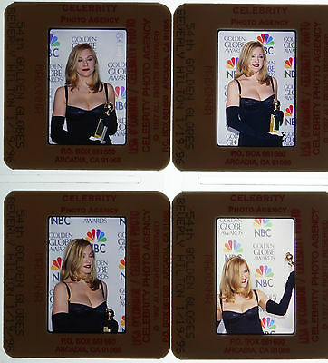 33 35mm Color Photo Slide Pictures of Madonna - 54th Golden Globes (Lisa O Set)