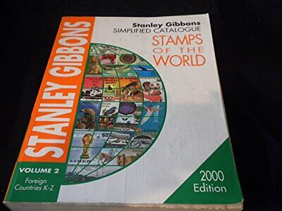 Simplified Catalogue of Stamps of the World: Fo... by Gibbons, Stanley Paperback