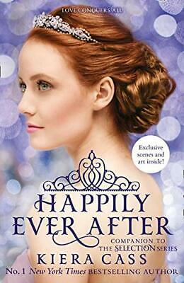 Happily Ever After (The Selection series) by Cass, Kiera Book The Cheap Fast