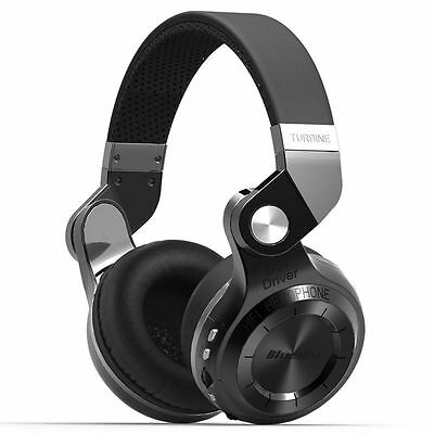 Bluedio Bluetooth 4.1 Stereo Headsets T2s Turbine Wireless