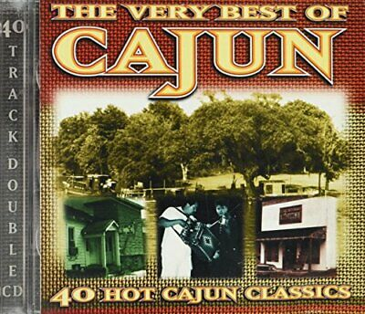 Various - Cajun Very Best of - Various CD CWVG The Cheap Fast Free Post The