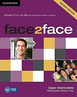 Face2face. Upper intermediate. Workbook. Without key. Con espansione online. Per