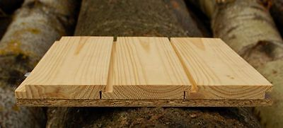 Siberian Larch Exterior Cladding Boards A Grade 22x120mm 4.0m Value 1 Pack